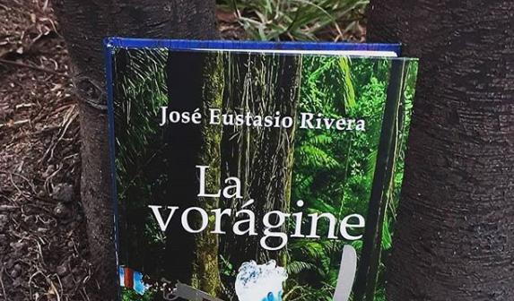 Biografia do escritor colombiano José Eustasio Rivera